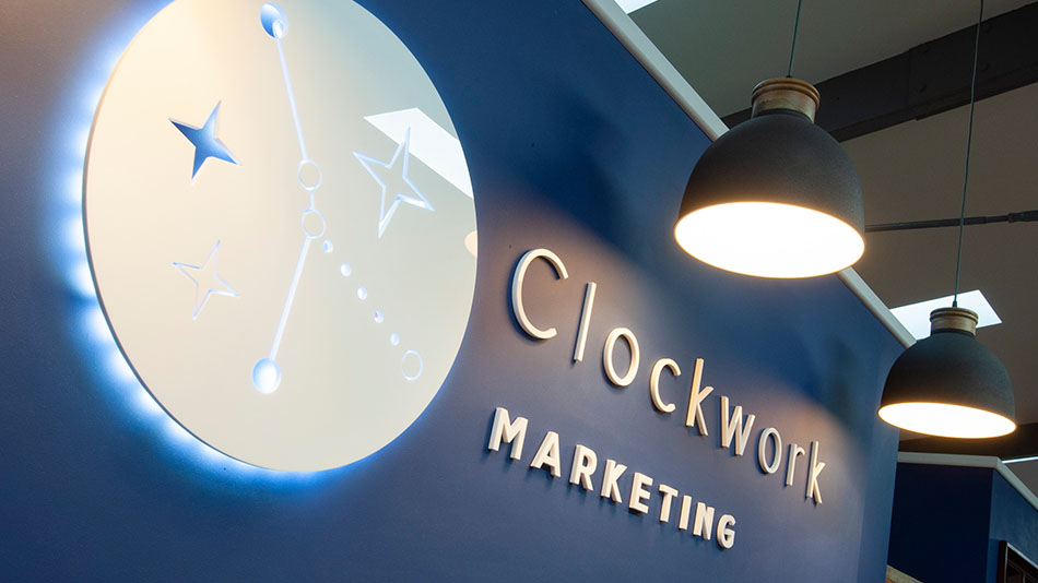 Clockwork Marketing office